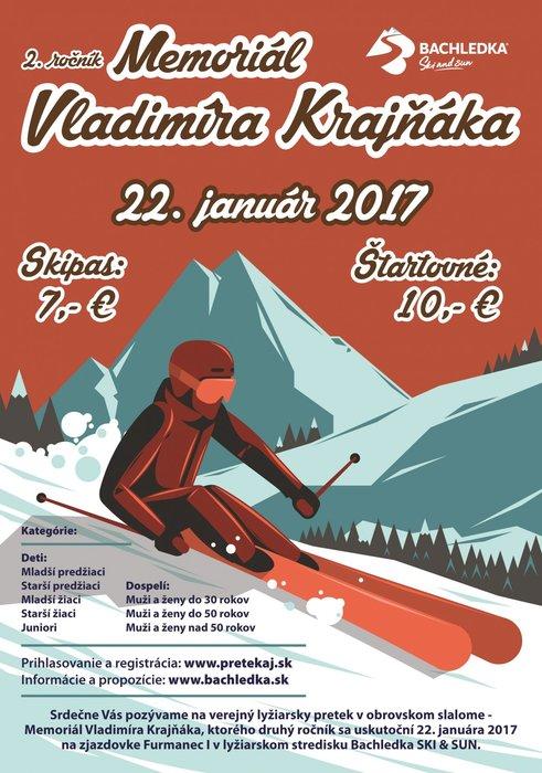 Memoriál Vladimíra Krajňáka - Bachledka Ski & sun - © Bachledka Ski & sun
