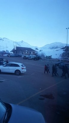 Prato Nevoso - Mondolè Ski - tutto sommato e stata una giornata divertente - © Anonimo