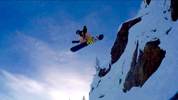Schweitzer - Fun day on Lakeside chutes! - © SavageCell
