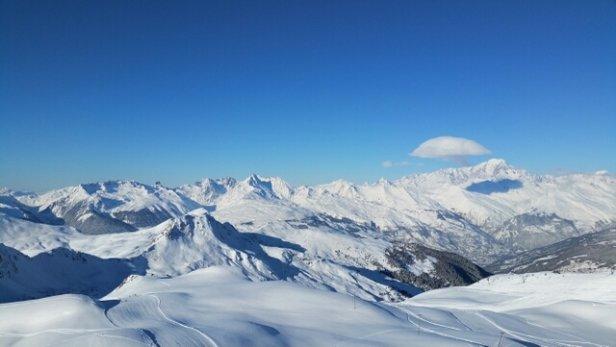 La Plagne - Au top - © isa
