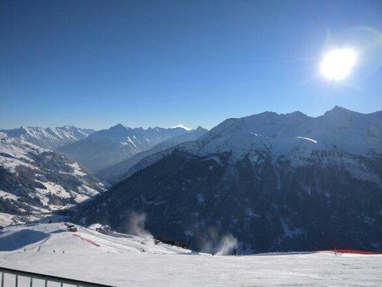 Mayrhofen - Bessere Verhältnisse eigentlich nicht möglich - © sob