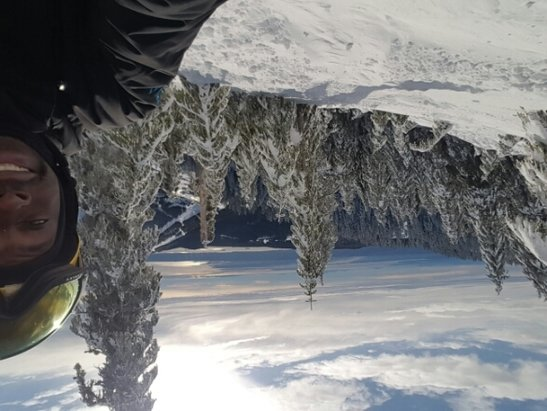 Cypress Mountain - Good day of riding - © anonymous