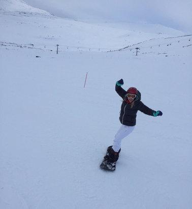 Myrkdalen - Voss - Snowboard paradis - © Jelena