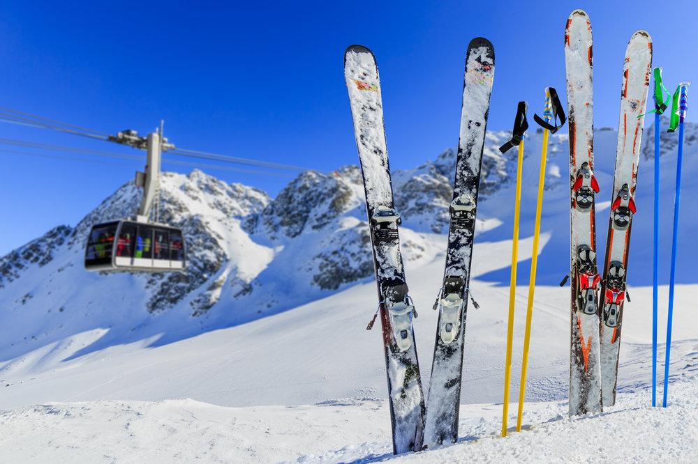 Sole e neve in pista! - © Gorilla - Fotolia.com