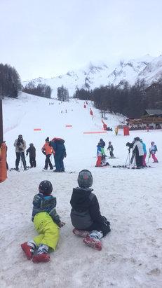 Val d'Allos - La Foux - Une super journée  - © Lili 04