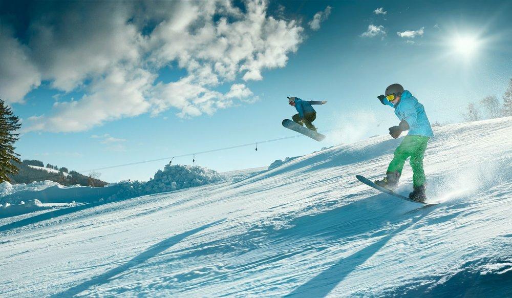 Skiareál Herlíkovice - Bubákov nabízí spoustu možností nejen pro lyžaře, ale i pro snowboardisty - © Snowhill, a.s.