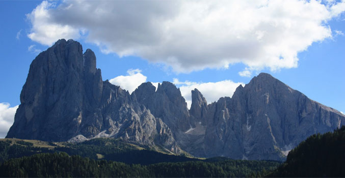 Val Gardena - Selva - Ortisei - Santa Cristina