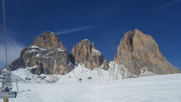 Alta Badia - Corvara - La Villa - S. Cassiano - neve fantastica - © Bizio0803