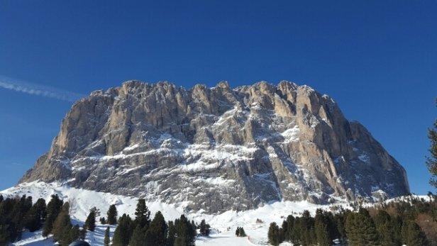 Val Gardena - Selva - Ortisei - Santa Cristina - piste perfette fino a chiusura. - © Bizio0803