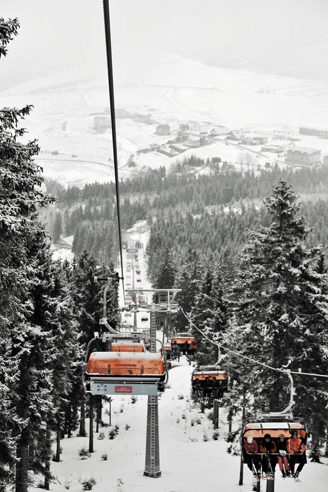 Skiareál Klínovec - © Skiareál Klínovec / facebook