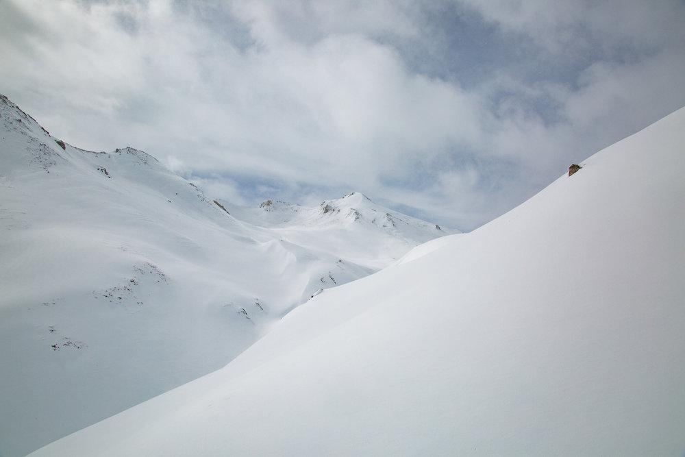 Selv i slutten av mars er det mer enn nok snø i Serfaus Fiss Ladis - © Skiinfo