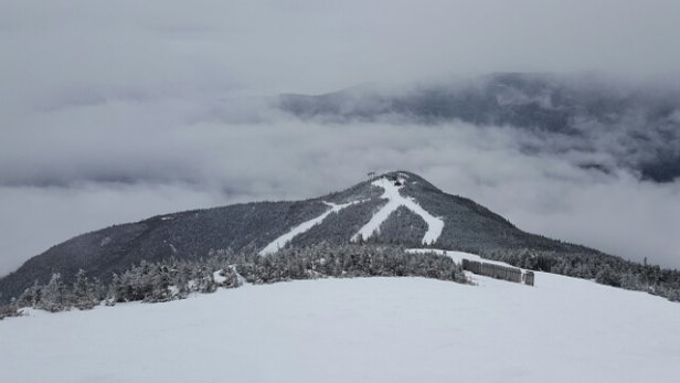 Whiteface Mountain Resort - great day lots of fresh snow - © borja