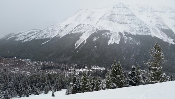 Castle Mountain - Not a bad day out. First time, and I'll be back! - © aaron.baranosky