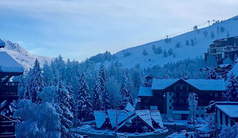 Les 2 Alpes, 26.03.3017 - © Les 2 Alpes/Facebook