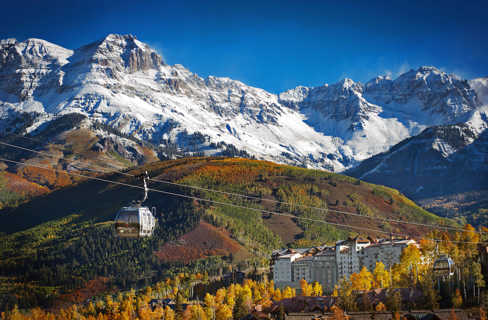 The Peaks Resort & Spa - © Telluride Ski Resort
