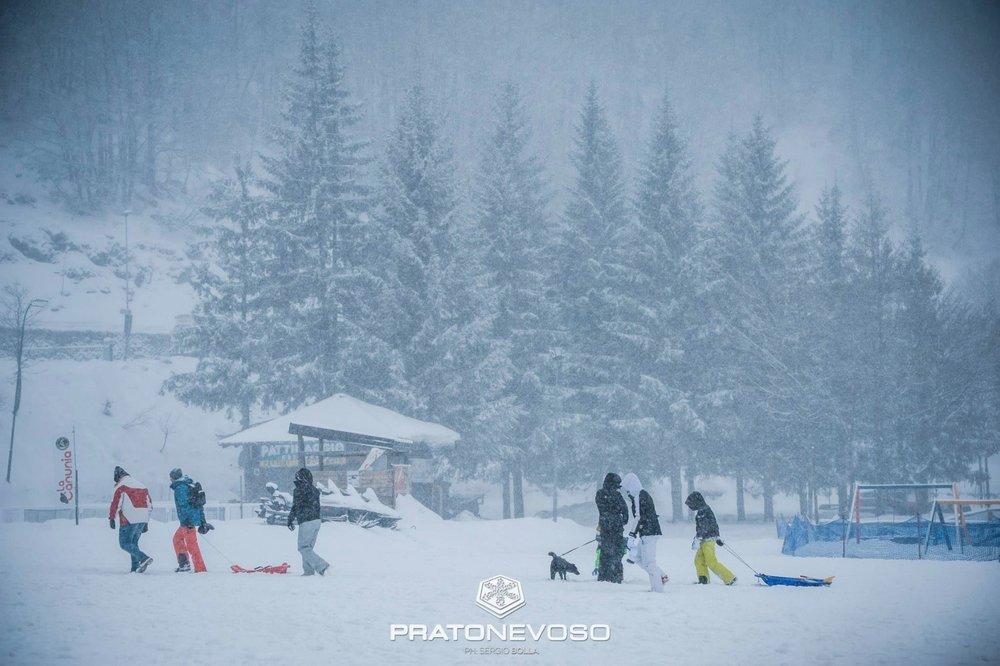 Prato Nevoso Mondolè Ski 05.02.17 - © Prato Nevoso Ski Facebook