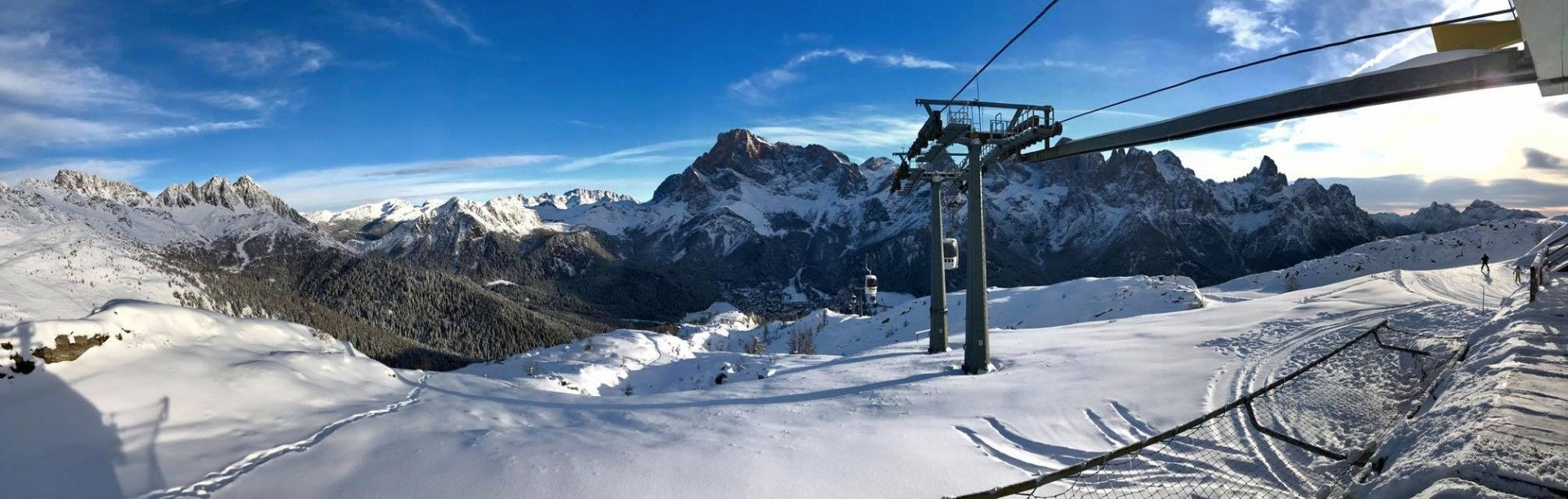 San Martino di Castrozza - © Alpe Tognola San Martino di Castrozza Facebook