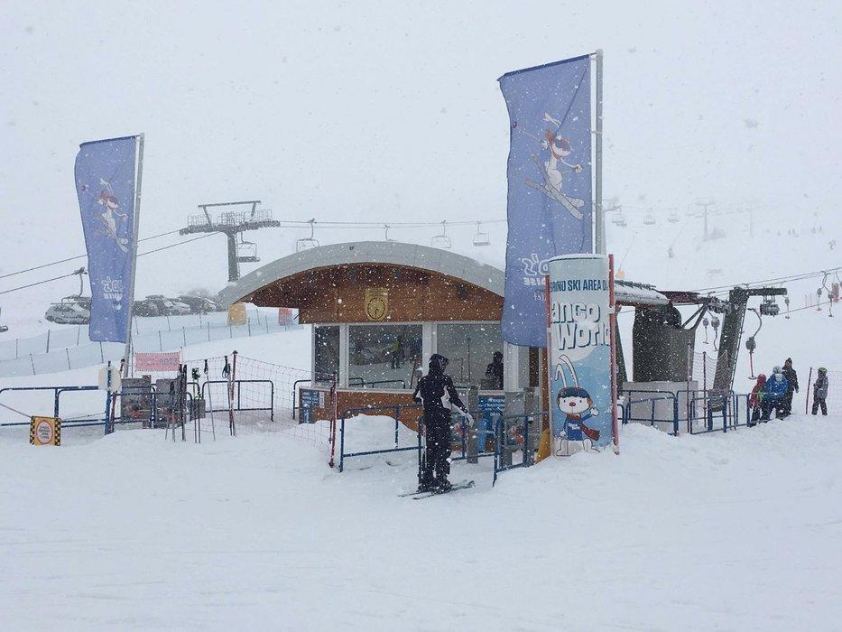 Ski Area San Pellegrino - Dolomiti 03.02.17 - © Ski Area San Pellegrino - Dolomiti Facebook