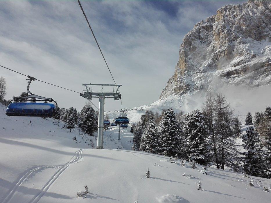 Val Gardena, Gran Paradiso 05.02.17 - © Val Gardena Facebook
