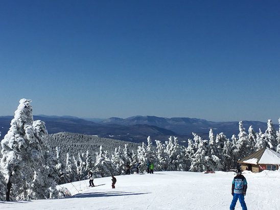 Killington Resort - EPIC DAY!!!!!!! Best spring conditions in years!!  - ©Darin K