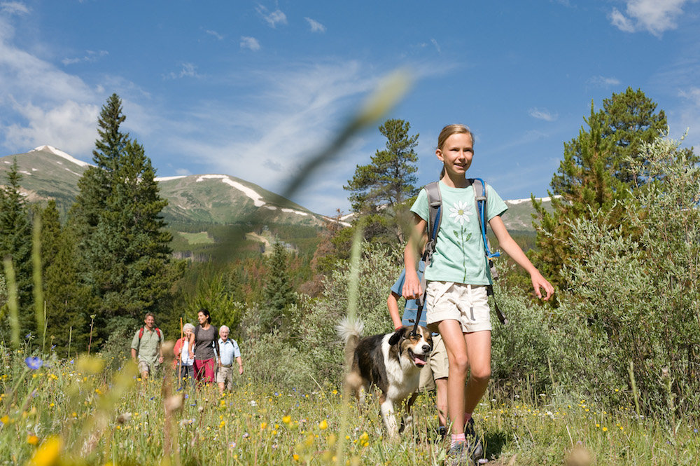 If you're looking to explore beyond Breck, you'll find endless opportunities as you head out of town. - © Breckenridge Resort