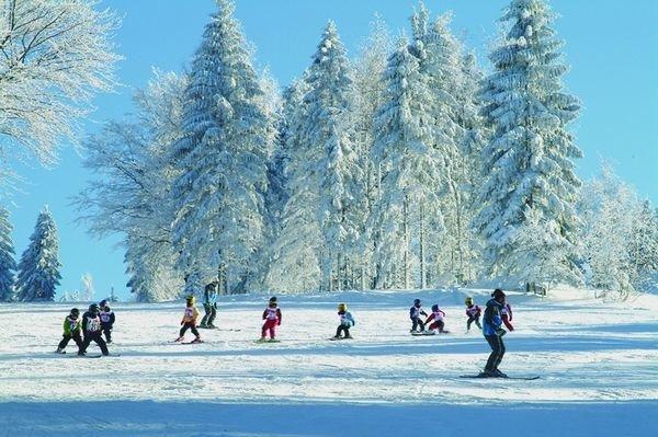 Skigebiet Silberberg in Bodenmais - © Skigebiet Silberberg