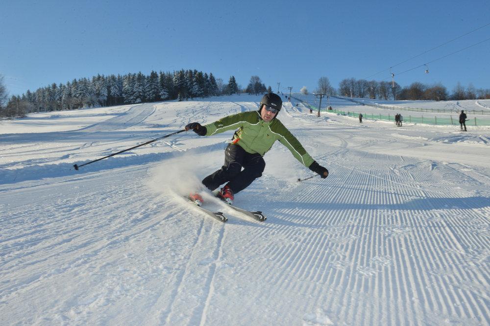 Skigebiet Skilift Geising bei Altenberg - © Wiegand Erlebnisberge GmbH