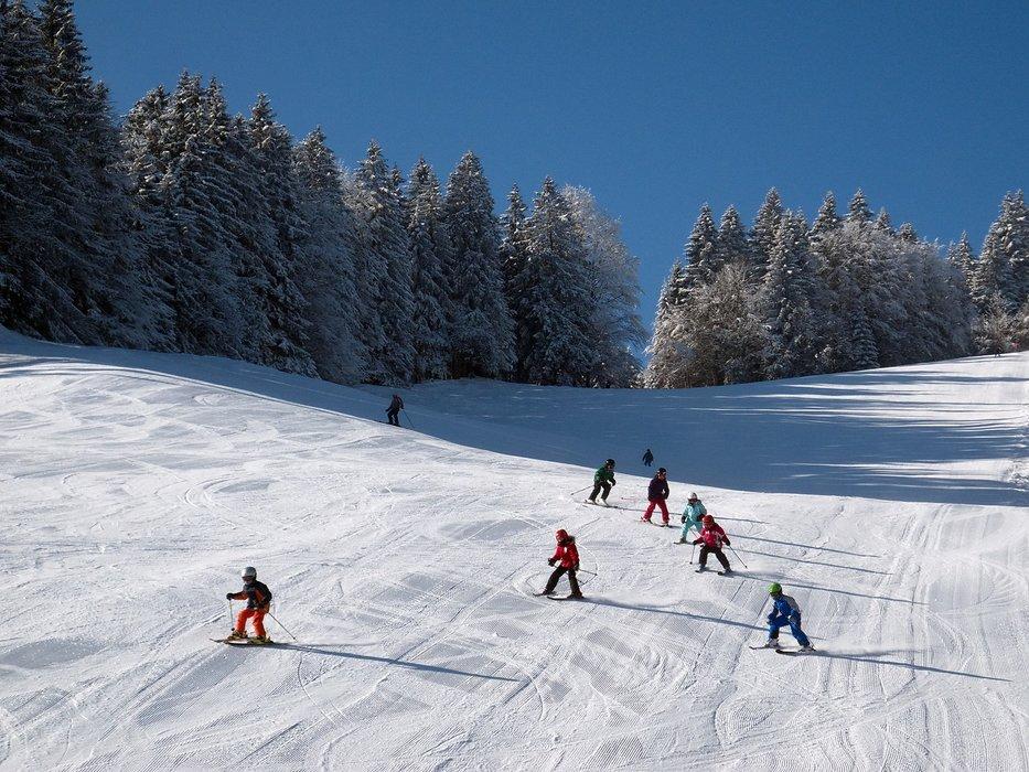 Skigebiet Kolbensattel bei Oberammergau - © © AktivArena am Kolben GmbH & Co. KG, Matthias Fend