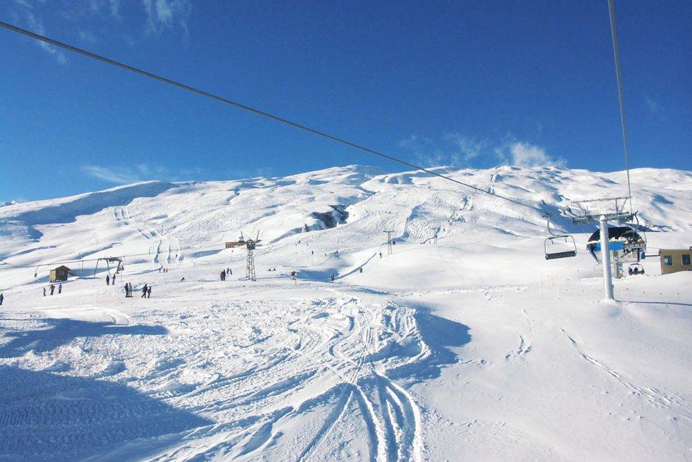 Die Pisten des Skigebiets Brigels-Breil - © Brigels Bergbahnen
