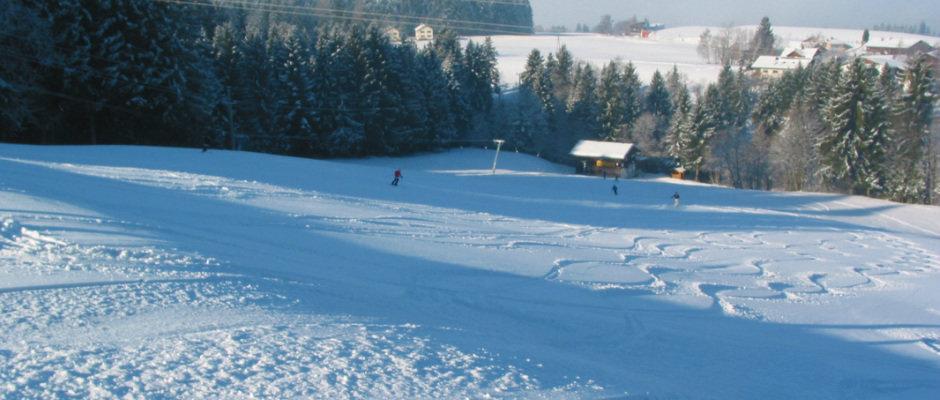 Skigebiet Luggi Leitner Lift in Scheidegg - © Luggi Leitner Lift