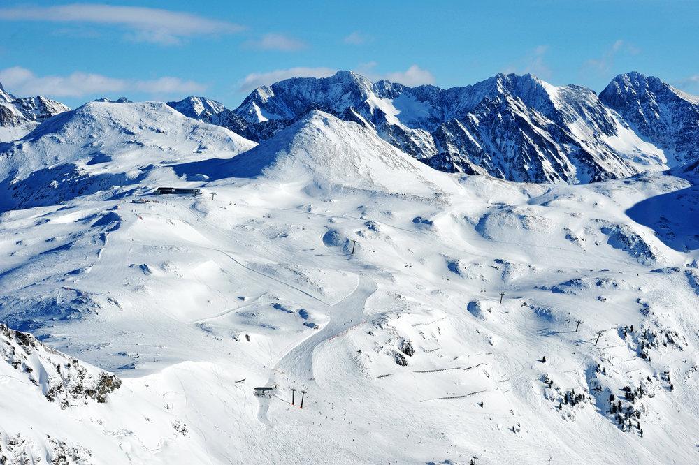 Skigebiet Obertauern - © Obertauern