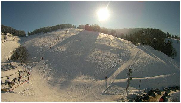 Skilift Neuhof in der Schwarzwaldregion Belchen - © Skilifte Münstertal-Wieden