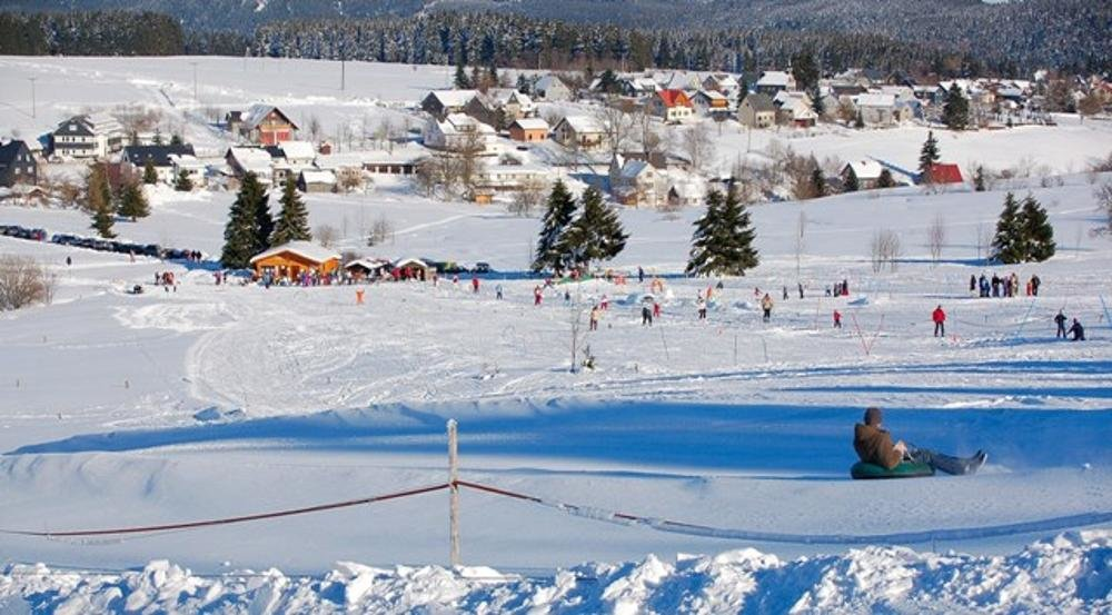 Skilift in Siegmundsburg
