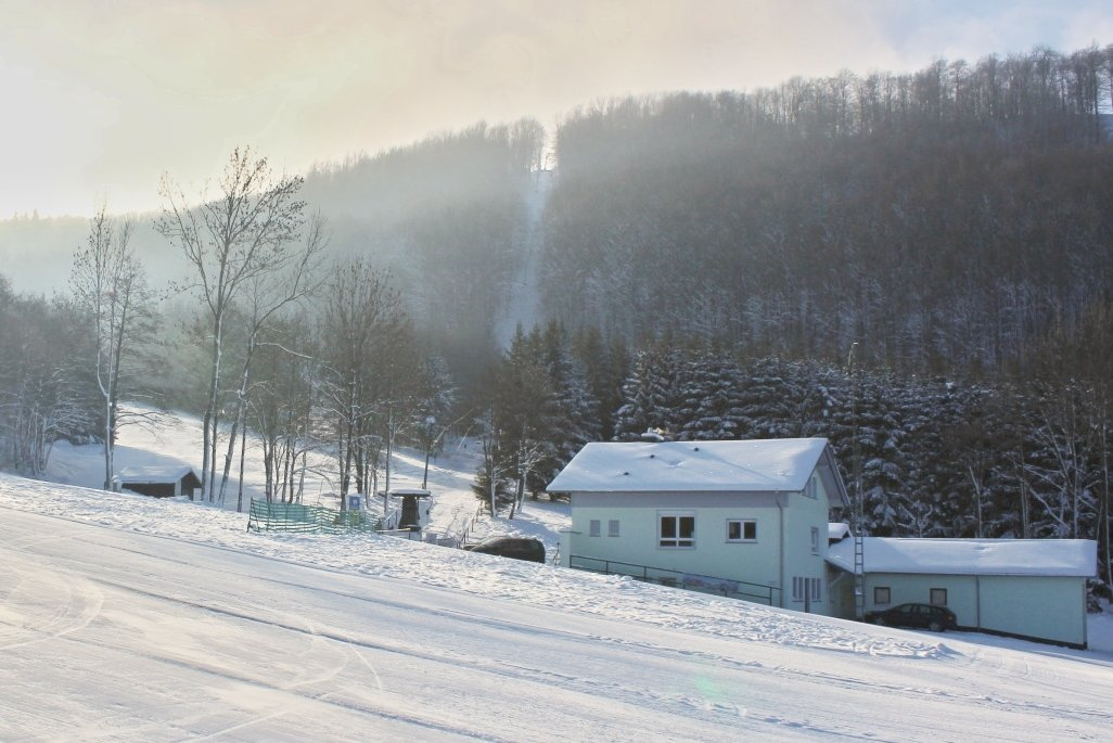 Hanauer Haus im Winter - © Hanauer Haus im Winter