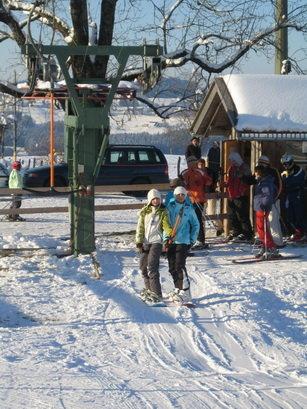 Skigebiet Oberberglifte Weiler Simmerberg