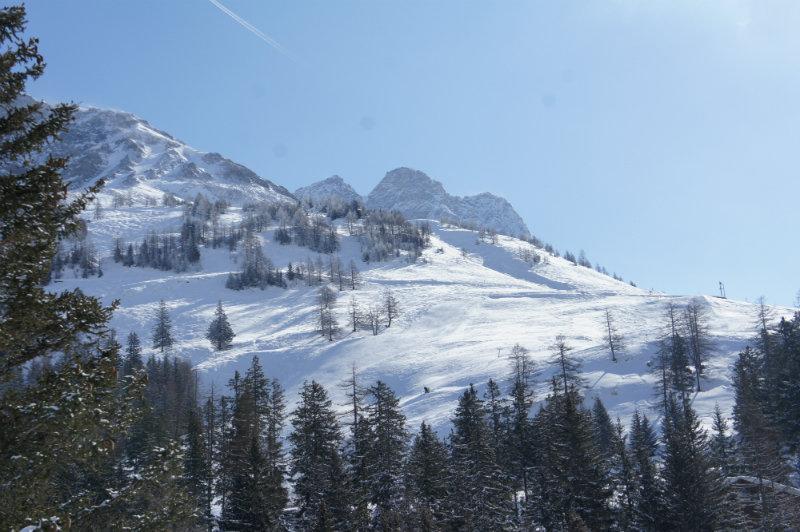 Das Skigebiet La Fouly ist umgeben von einer wunderbaren Natur ... - © Pays du St-Bernard