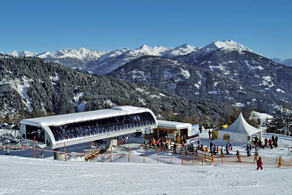 Talstation Zettersfeld - © Lienzer Bergbahnen