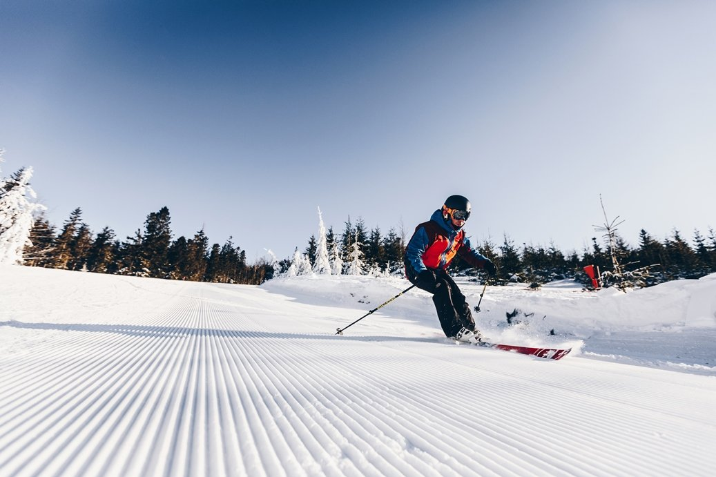Zima 2017/2018 v stredisku SON szczyrkowski - © archív TMR