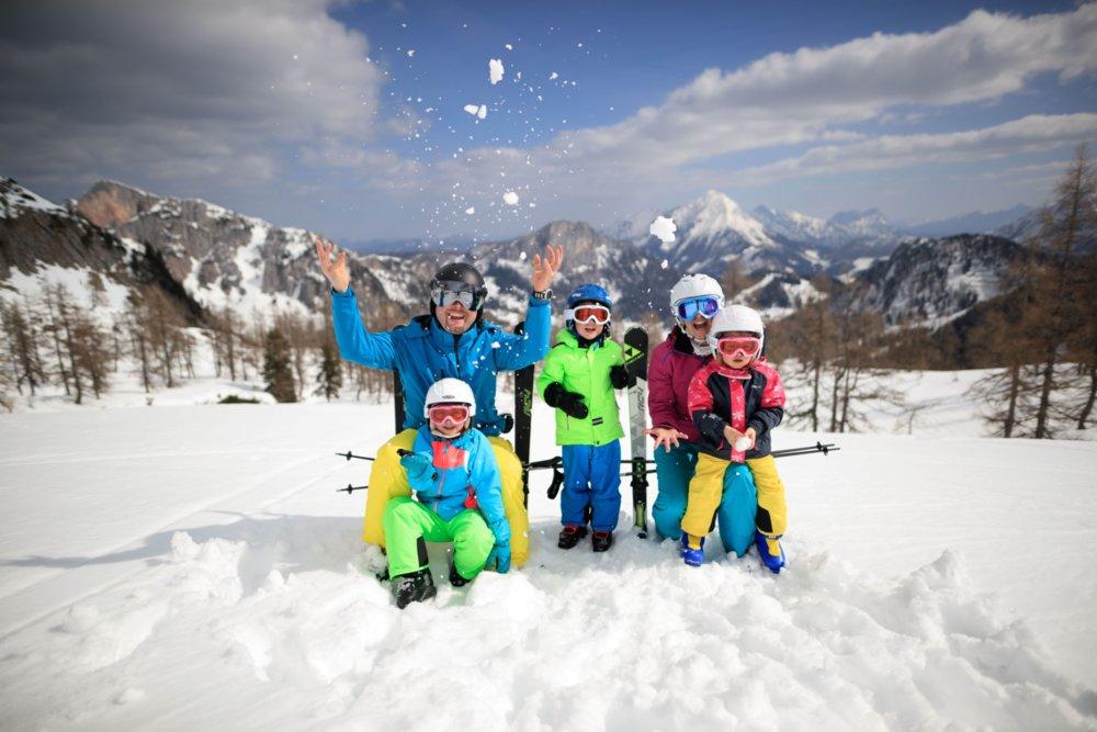 Wurzeralm - ideálna destinácia na zimnú dovolenku s rodinou - © HiWu Hinterramskogler