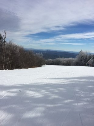 Okemo Mountain Resort - Great early season conditions,  - © M. B. FROM BROOKLYN