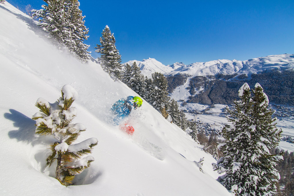 Livigno je obľúbená lyžiarska destinácia aj pre Slovákov - © livigno.eu