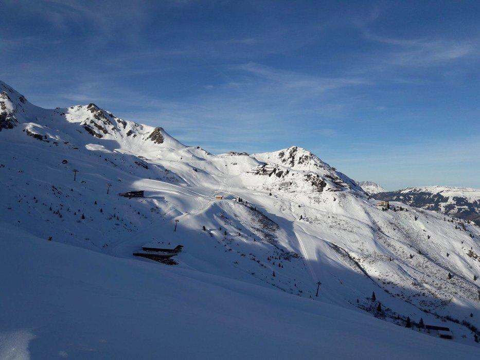 Aktuelle Bilder aus dem Gasteiner Tal - © Gasteiner Bergbahnen