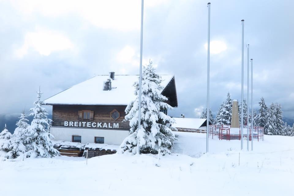 Breiteckalm Zell am See - © Facebook Breiteckalm Zell am See