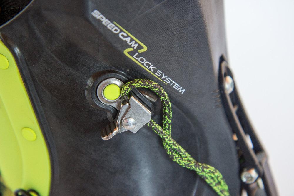 Der SCARPA Alien RS im Skiinfo-Test - © Skiinfo
