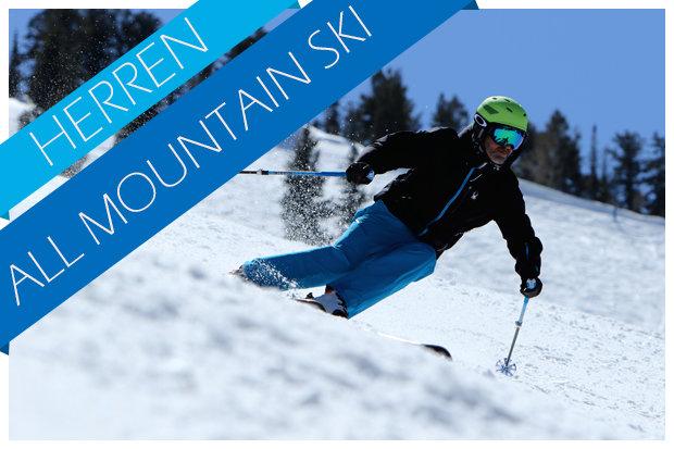 all mountain ski test 2017 2018. Black Bedroom Furniture Sets. Home Design Ideas