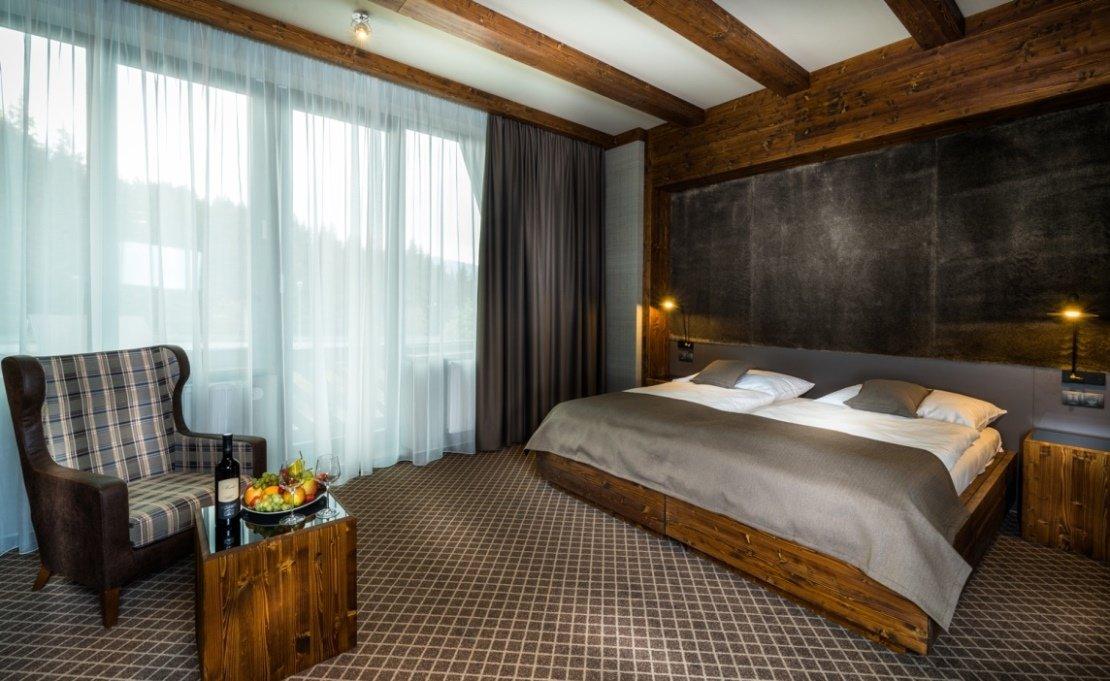 Hotel Pošta****, Jasná Nískie Tatry, Słowacja - © Peter Haas