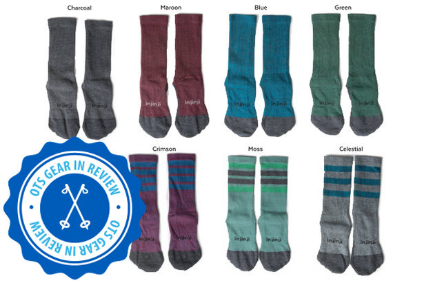 Injinji Hiker socks are available for purchase separately ($20). - © Injinji