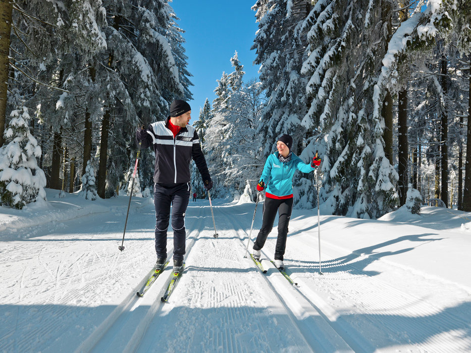 Langlaufen in Ostbayern - © Tourismusverband-Ostbayern Tourismus e.V