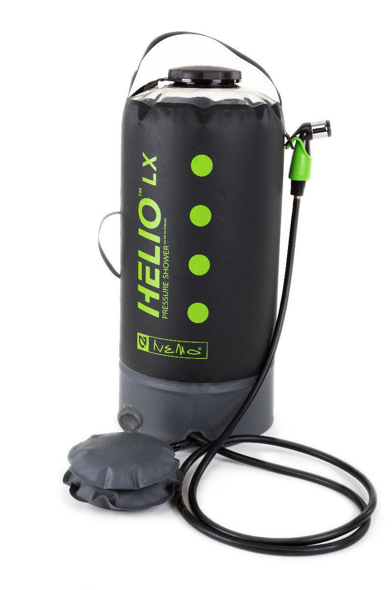 NEMO Equipment Helio™ LX Pressure Shower - © NEMO Equipment
