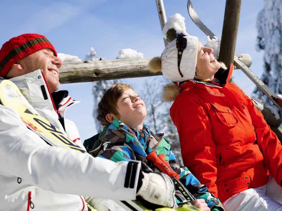 Pause muss sein - am besten bei Sonnenschein! - © Tourismusverband-Ostbayern Tourismus e.V